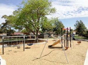 Loyola Road Park Playground
