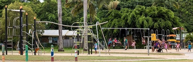 Shang Street Playground