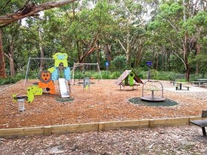 Bateau Bay Playground