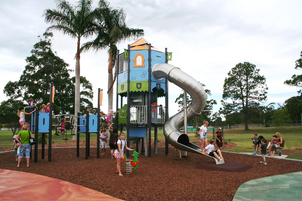 Brelsford Park Playground