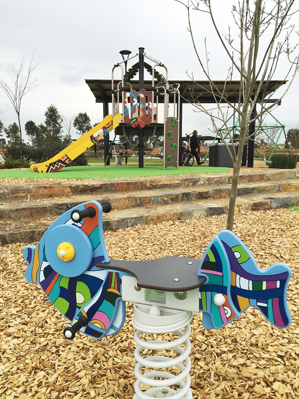 Central Reserve Playground