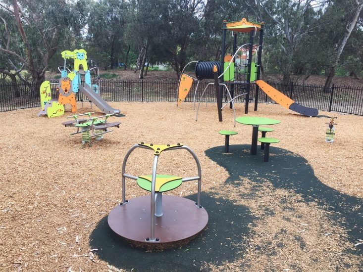 Darling Park Playground