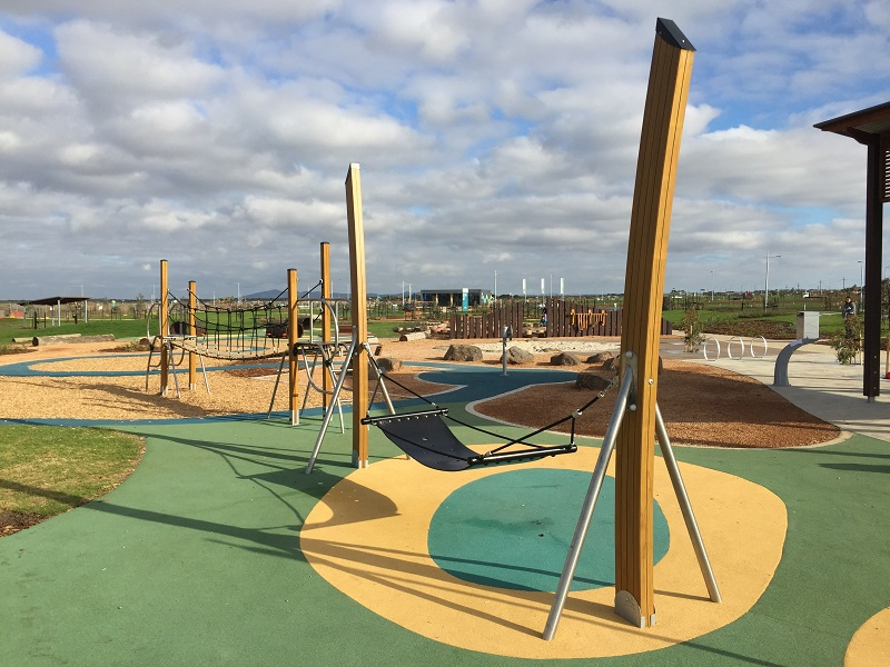 Harpley Estate Playground