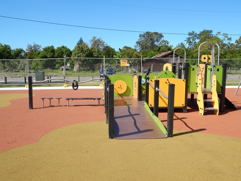 John Leitch Inclusive Playground
