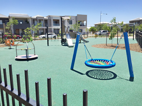 Lightsview Estate Playground