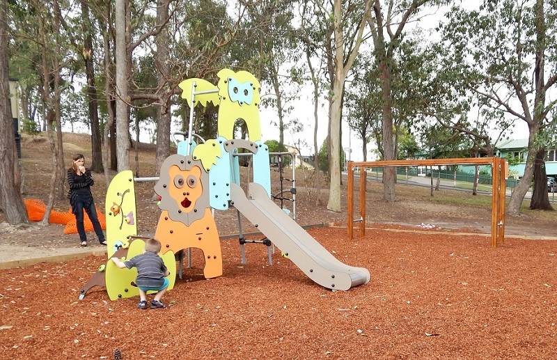 Mayfield State School Playground