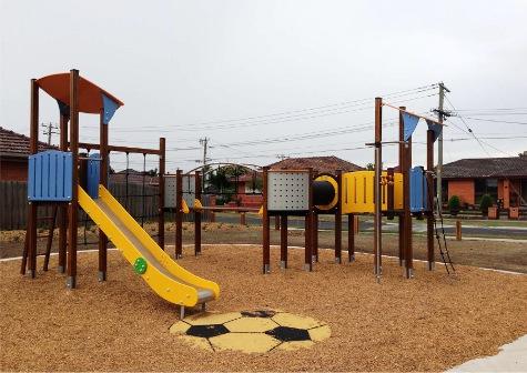 Monash Park playground