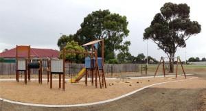 Monash Park1