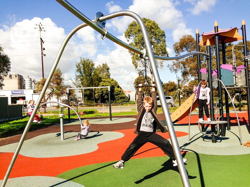 Eastern Parade Reserve Playground