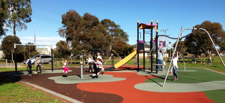 Eastern Parade Reserve, Ottoway
