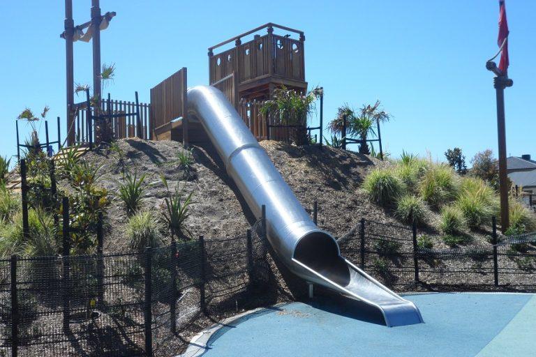 Pirate Park Playground, Somerfield Estate, Keysborough