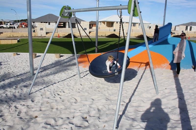 Amberton Eglinton Playground