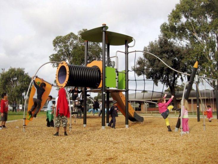 Anderson Street Playground