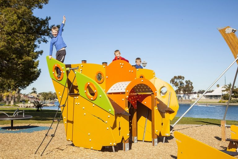 SA – Anthea Court Reserve Playground