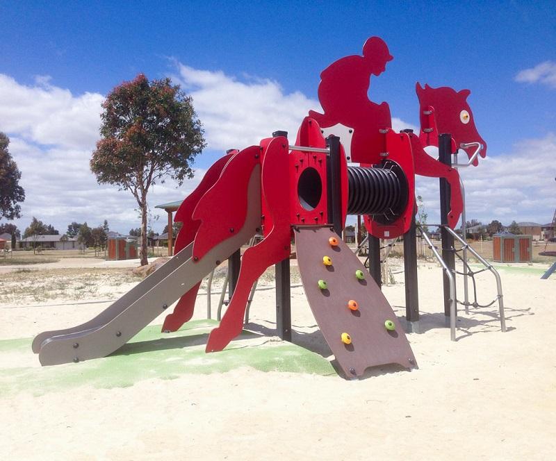 Archer Drive Reserve playground