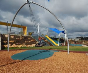 Blakes Crossing inclusive playground
