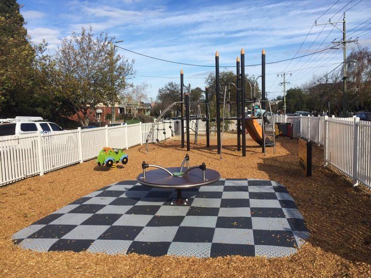 Cowper Street Playground