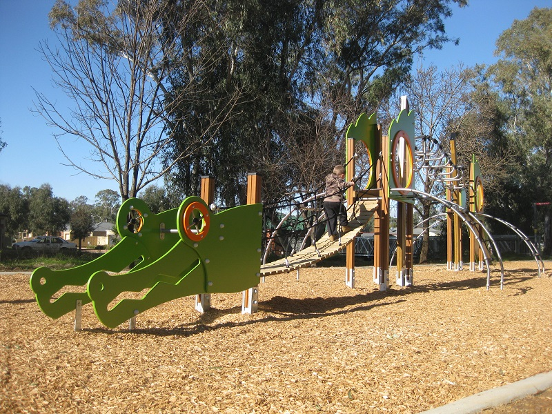 Crusoe Road Reserve playground