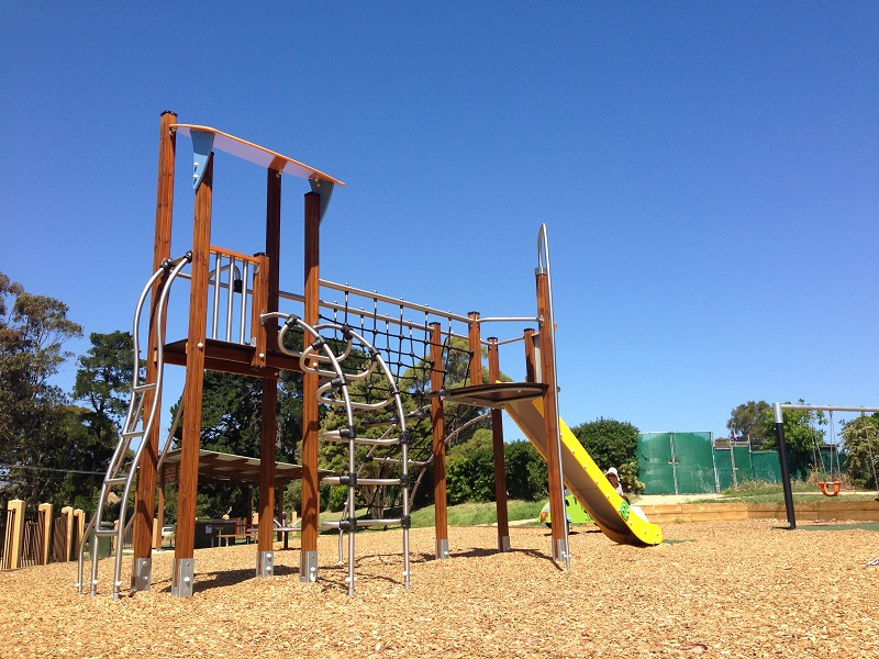 Howard Parker Playground