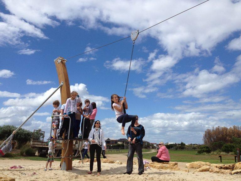 Whites Beach Playground