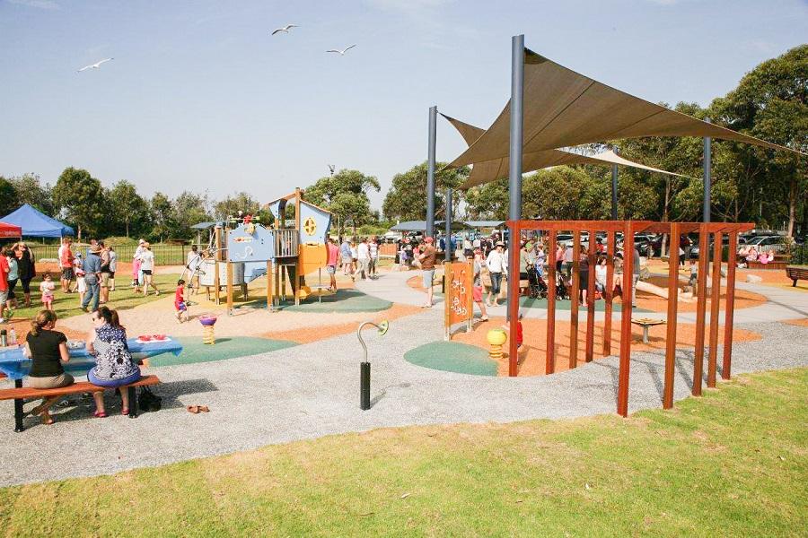 Ford Park Playground
