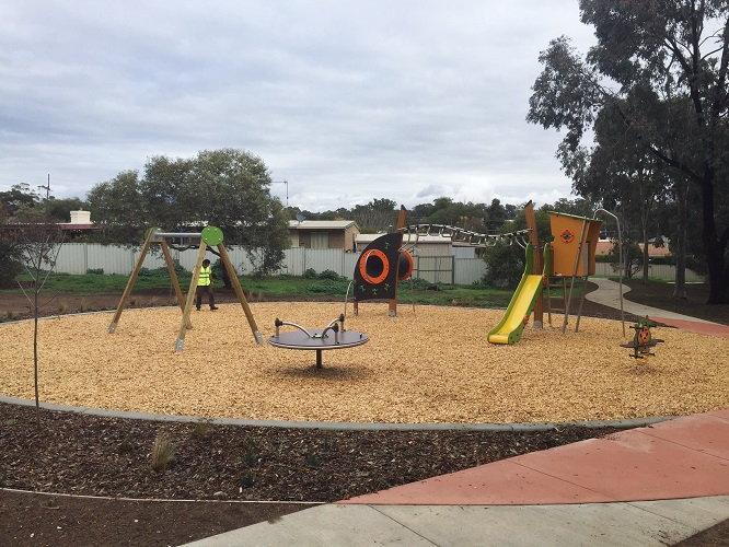 Landale Drive Playground