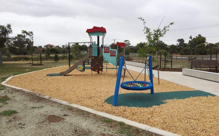 Lollypop Creek Playground, Wyndham Vale