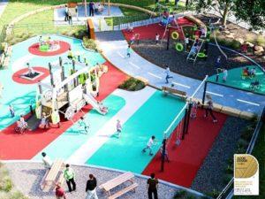 Bert Payne Park All Abilities Playground