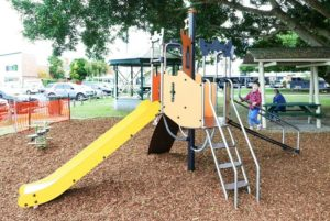 Cameron Park playground
