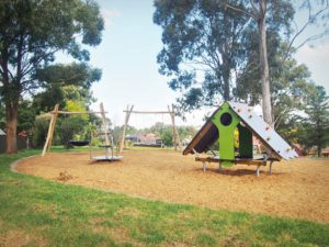 Castleman Reserve playground