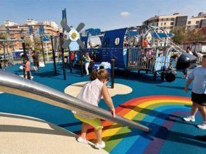 Getafe Plane playground