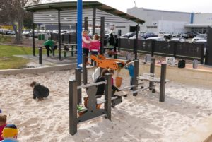 Tamworth Regional Playground