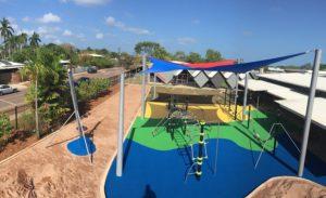Alawa Primary School Playground