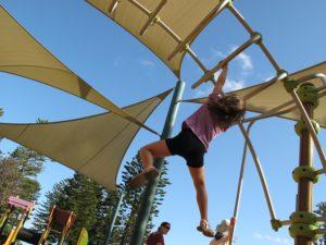 Apex Park playground