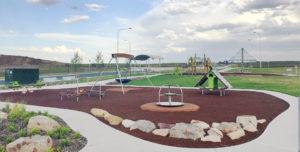 The sanctuary playground