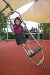 Bakewell Primary School Playground