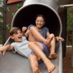 Giant Tube Slide