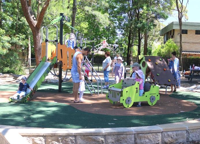 Frank Beckman Playground