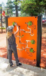 Bert Payne Reserve Inclusive Playground