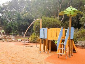 Stuart St Reserve Playground