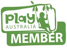 Play Australia logo