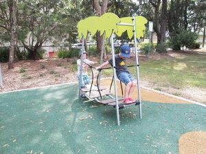The Mall Warrimoo Playground
