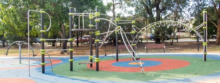 Auburn Park Playground