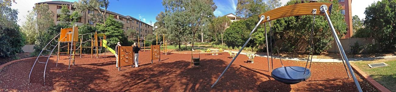 Austin Park Playground