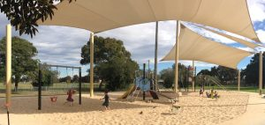 Scarborough Park Playground