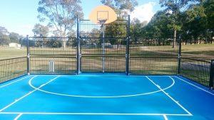 Sheringham Reserve Multi-Ball Court