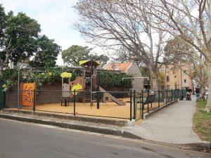 Bowden Playground