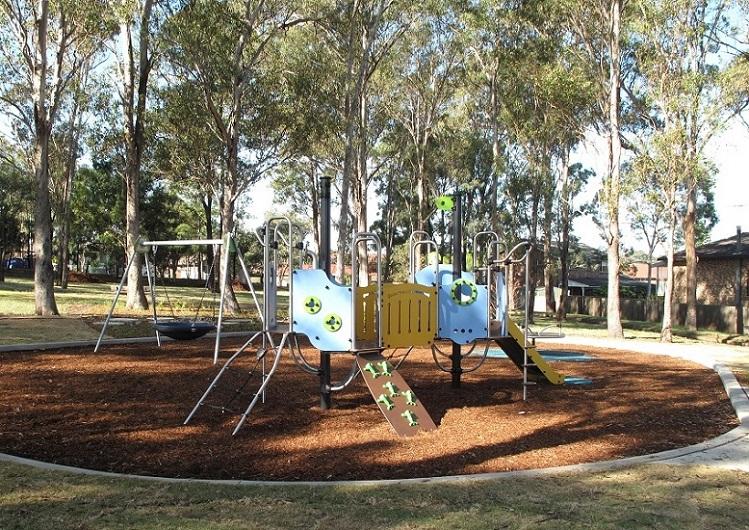 Housman Park Playground