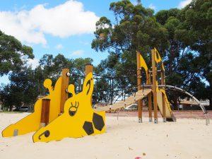Aqua Flora Reserve Playground