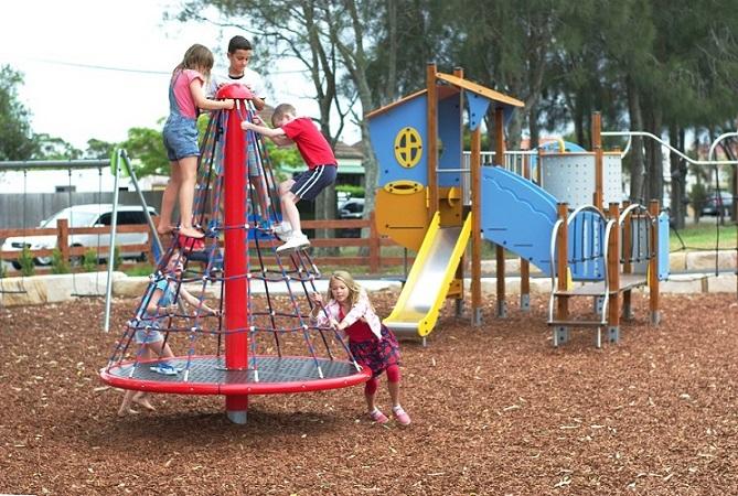 Garnet Jackson Reserve Playground